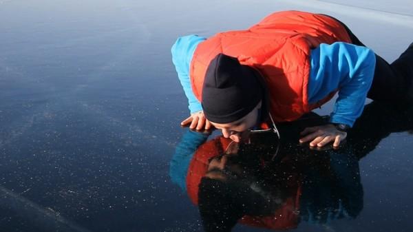 Байкал Трофи 2012 лёд