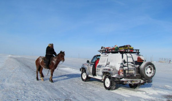 Экспедиция-Трофи 2013