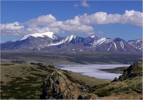 Экспедиция Сибирь-Трофи 98