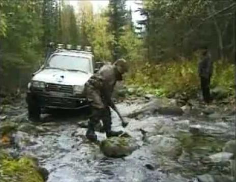 "Экспедиция на перевал Дятлова ""Урал-Трофи 2000"""