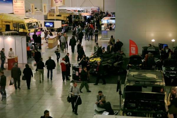 III международная специализированная выставка транспортных средств повышенной проходимости «ВЕЗДЕХОД»