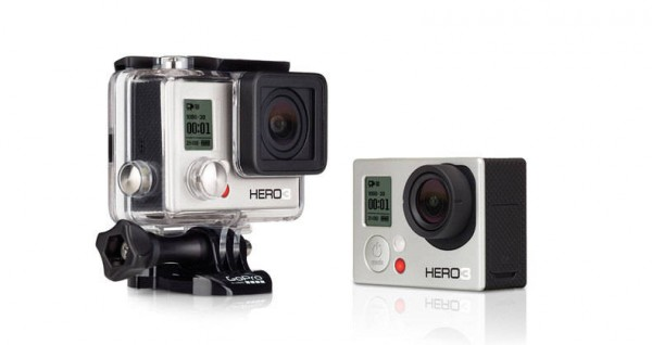 Главный приз — экшн-камера GoPro!